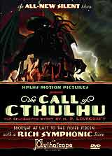 DVD Cover (The Call of Cthulhu)