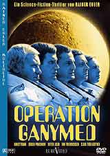 Operation Ganymed DVD (Cover)